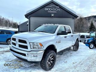 Used 2018 RAM 2500 OutdoorsmanCREWCUMMINS DIESEL4x4 49000KM for sale in Ste-Brigitte-de-Laval, QC