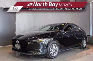 Used 2019 Mazda MAZDA3 GS Luxury AWD! - Sunroof - Leather - Heated Seats/Wheel for sale in North Bay, ON