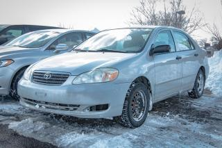 Used 2005 Toyota Corolla CE for sale in Oakville, ON
