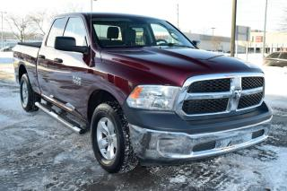 Used 2017 RAM 1500 ST V6 4X4 for sale in Île-Perrot, QC