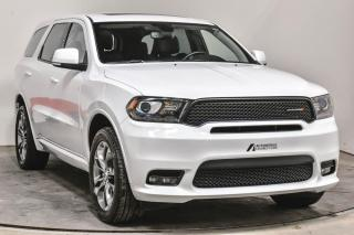 Used 2019 Dodge Durango GT AWD CUIR TOIT MAGS GPS CAMERA DE RECUL for sale in Île-Perrot, QC