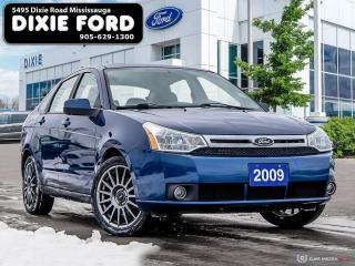 Used 2009 Ford Focus SES for sale in Mississauga, ON