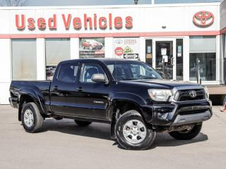 Used 2012 Toyota Tacoma 4WD Double Cab V6 Auto | YES WE ARE OPEN! for sale in North York, ON