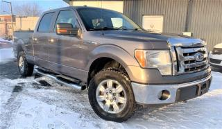 Used 2009 Ford F-150 ***XLT,4X4,CREW,MAGS,A/C,BIEN ÉQUIPÉ*** for sale in Longueuil, QC