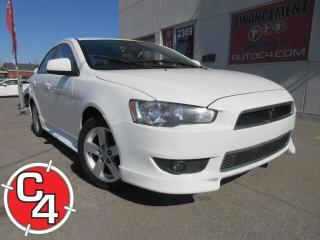 Used 2014 Mitsubishi Lancer LIMITED GT CUIR TOIT MAGS for sale in St-Jérôme, QC