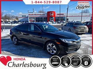 Used 2017 Honda Civic LX***30 730 KM***AUCUN ACCIDENT*** for sale in Charlesbourg, QC
