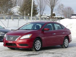 Used 2013 Nissan Sentra S GROUPE ELECTRIQUE BLUETOOTH for sale in St-Georges, QC