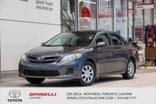 Used 2013 Toyota Corolla for sale in Lachine, QC
