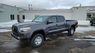 New 2021 Toyota Tacoma 4X4 Double CAB 6A SR for sale in Port Hawkesbury, NS