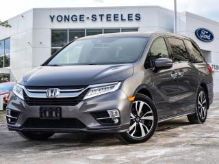 Used 2018 Honda Odyssey Touring for sale in Thornhill, ON