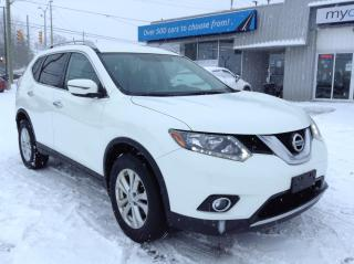 Used 2016 Nissan Rogue SV HEATED SEATS, ALLOYS, BACKUP CAM, BLUETOOTH!! for sale in Kingston, ON