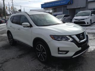 Used 2018 Nissan Rogue SL LEATHER, SUNROOF, NAV, FULL LOAD BEAUTY!! for sale in Kingston, ON