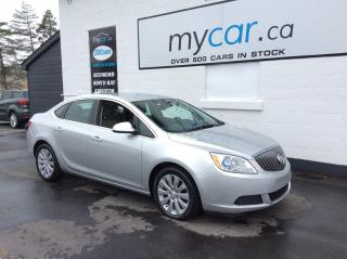 Used 2016 Buick Verano LEATHER, ALLOYS, POWERGROUP!! for sale in North Bay, ON