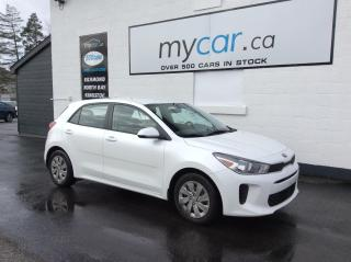Used 2020 Kia Rio LX+ HEATED SEATS, BACKUP CAM, BLUETOOTH!! for sale in North Bay, ON