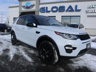Used 2017 Land Rover Discovery Sport HSE  5 PASSENGER for sale in Ottawa, ON