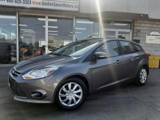 Used 2013 Ford Focus SE ~ CERTIFIED~ 3 YEAR WARRANTY for sale in Oakville, ON