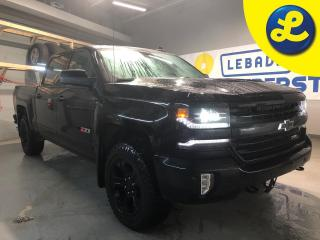 Used 2018 Chevrolet Silverado 1500 Z71 4WD Crew Cab 5.3L EcoTec3 V8 * Sunroof * Leather * Apple Car Play *  Heated Steering Wheel and seats * Bose Audio * Rear Bumper Steps * 18 Alloy for sale in Cambridge, ON