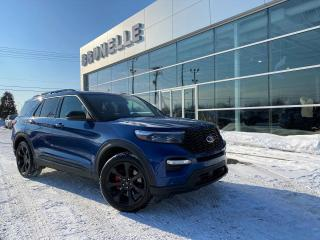 Used 2020 Ford Explorer ST mags 21 pouces for sale in St-Eustache, QC