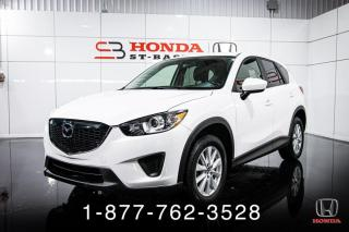 Used 2014 Mazda CX-5 GX + AUTO + A/C + CRUISE + MAGS + WOW! for sale in St-Basile-le-Grand, QC