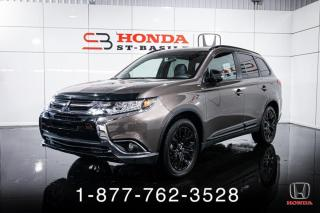 Used 2018 Mitsubishi Outlander SE + TOURING + CUIR + TOIT + AWC + WOW! for sale in St-Basile-le-Grand, QC