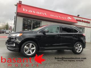 Used 2019 Ford Edge SEL, PanoRoof, Nav, Heated Seats, Low KMs!! for sale in Surrey, BC