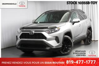 Used 2019 Toyota RAV4 TOIT NOIR   ** LOOK UNIQUE! ** for sale in Drummondville, QC