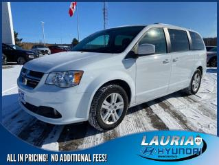Used 2019 Dodge Grand Caravan Crew Plus - 7 Passenger / Loaded! for sale in Port Hope, ON