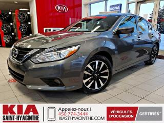 Used 2018 Nissan Altima SV * CAMÉRA DE RECUL / SIÈGES CHAUFFANTS for sale in St-Hyacinthe, QC