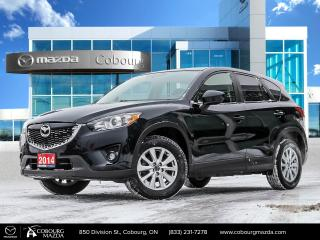 Used 2014 Mazda CX-5 GS for sale in Cobourg, ON
