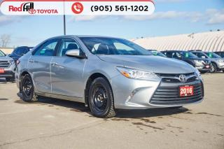 Used 2016 Toyota Camry LE for sale in Hamilton, ON