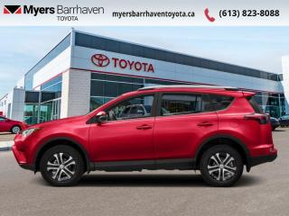 Used 2018 Toyota RAV4 LE  - Heated Seats -  Bluetooth - $149 B/W for sale in Ottawa, ON