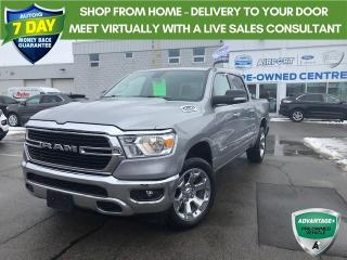 Used 2020 RAM 1500 Big Horn CREW CAB 4X4 CERTIFIED! for sale in Hamilton, ON