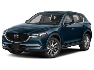 New 2021 Mazda CX-5 GT w/Turbo for sale in Owen Sound, ON