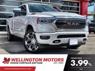 New 2021 RAM 1500 Limited | 4x4 | Crew Cab | Eco-Diesel !! for sale in Guelph, ON
