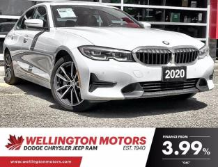 Used 2020 BMW 3 Series 330i xDrive | AWD | Non-Smoking ... for sale in Guelph, ON