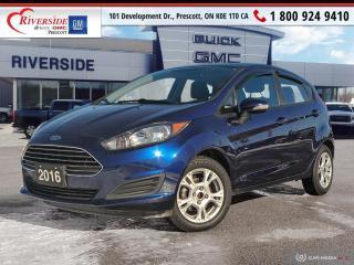Used 2016 Ford Fiesta SE for sale in Prescott, ON