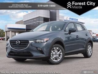 New 2021 Mazda CX-3 GS for sale in London, ON