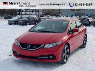 Used 2015 Honda Civic SEDAN Si for sale in Orleans, ON