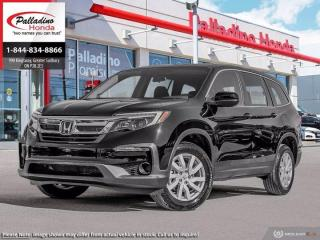 New 2021 Honda Pilot LX for sale in Sudbury, ON
