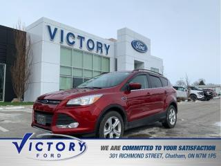 Used 2016 Ford Escape SE| 4WD | NAVIGATION | HEATED SEATS for sale in Chatham, ON