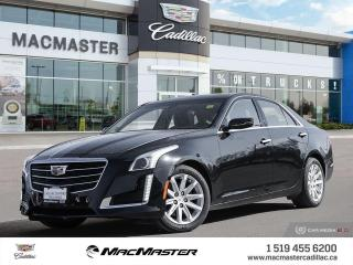Used 2015 Cadillac CTS 2.0L Turbo for sale in London, ON
