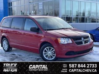 Used 2015 Dodge Grand Caravan SXT for sale in Calgary, AB