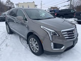 Used 2017 Cadillac XT5 Luxury for sale in Cornwall, ON