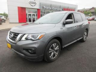Used 2018 Nissan Pathfinder for sale in Peterborough, ON