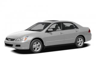 Used 2007 Honda Accord SE for sale in Whitchurch-Stouffville, ON