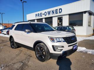 Used 2017 Ford Explorer XLT for sale in Brantford, ON
