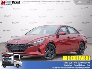 New 2021 Hyundai Elantra Hybrid Preferred for sale in Mississauga, ON