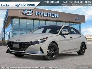 New 2021 Hyundai Elantra Hybrid ULTIMATE for sale in Leduc, AB