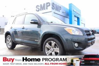 Used 2011 Toyota RAV4 Sport - AWD, Leather, Sunroof, Back Up Camera for sale in Saskatoon, SK