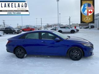 New 2021 Hyundai Elantra Preferred IVT  - $155 B/W for sale in Prince Albert, SK